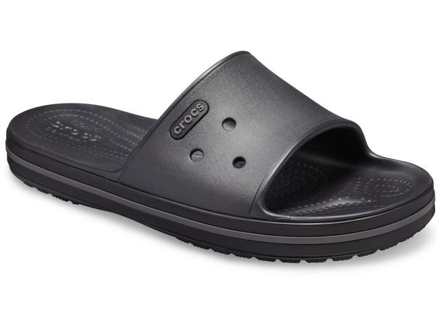 Crocs Crocband III Sandalias, black/graphite